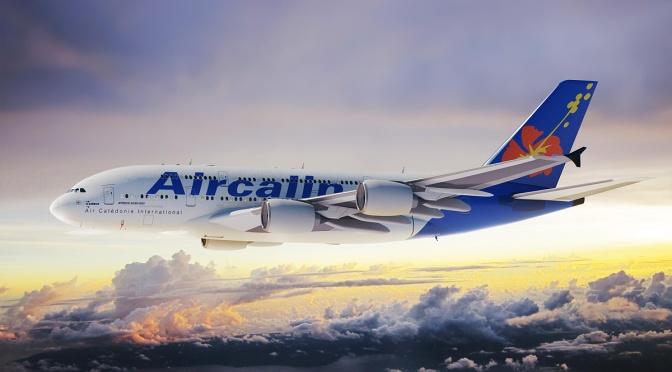 Aircalin : presque l'équilibre en 2014