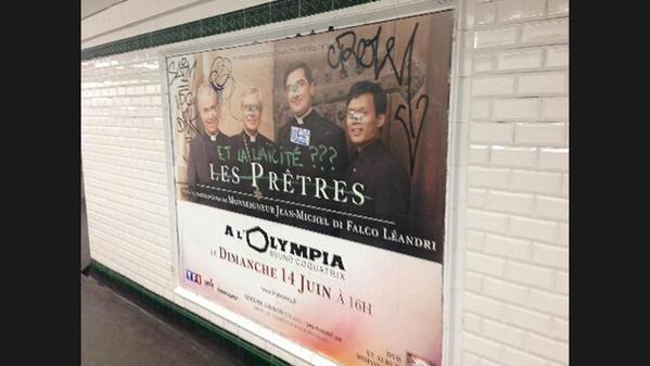 Honte à la RATP ou l'intégrisme laïc stupide