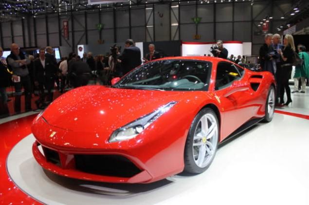 Le Top 10 de LUI au salon auto de Genève