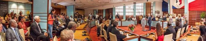 DONNE POLITIQUE NOUVELLE EN CALÉDONIE-CRÉATION DES « RÉPUBLICAINS »