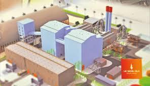 Report de la centrale Doniambo  100 milliards d'investissements en moins