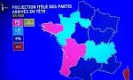 estimation Ifop-Fiducial pour Itélé