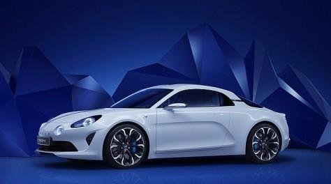 Le nouveau concept Alpine
