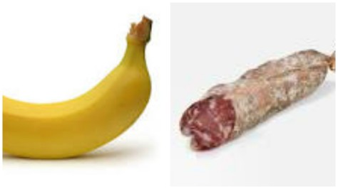 Saucisson banane