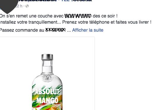 TROU DANS LA LEGISLATION : PRES DE 70 VENDEURS D'ALCOOL A DOMICILE «LEGAUX» A NOUMEA !