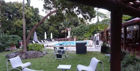 L'hotel Evasion 130 à Sarraméa