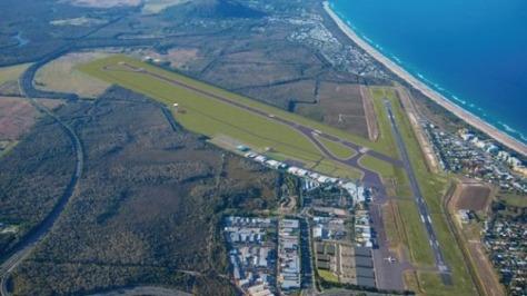 Projet d'extension de l'aéroport de Maroochydore-Brisbane Times
