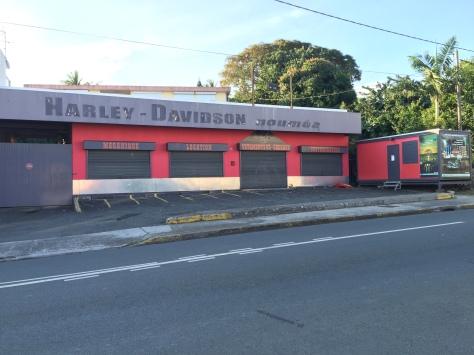 L'ex-concession Harley de la rue Benebig