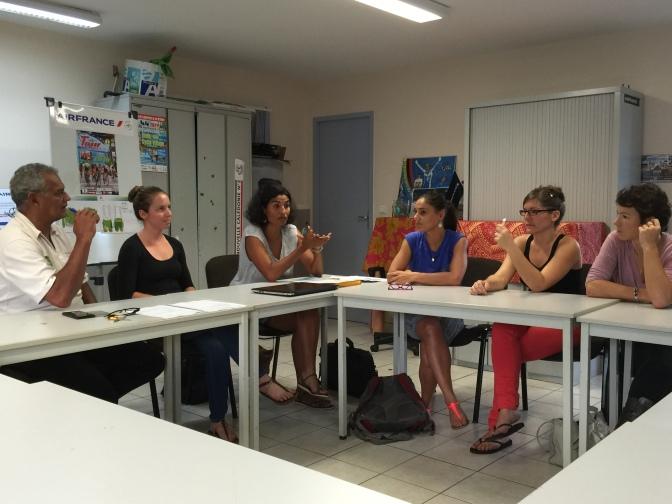 «Au Tour d'Elles» : 20 FEMMES CYCLISTES AU TOUR AIR FRANCE DE CALÉDONIE