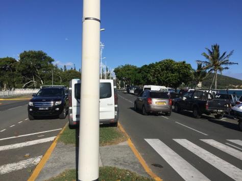 Des stationnements déjà insuffisants qui vont être réduits