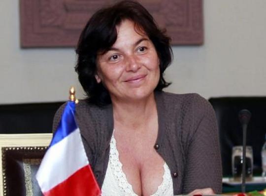 RESCAPÉE DU GOUVERNEMENT CAZENEUVE, GIRARDIN EST À L'OUTRE-MER