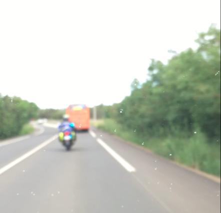 Video ce dimanche : 2 gendarmes stoppent un bus public après des dépassements dangereux !