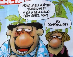 INCROYABLE ! PAS DE VENTE D'ALCOOL AUX TOURISTES À TONTOUTA … EN RAISON DU DÉPART D'ÉTUDIANTS !!