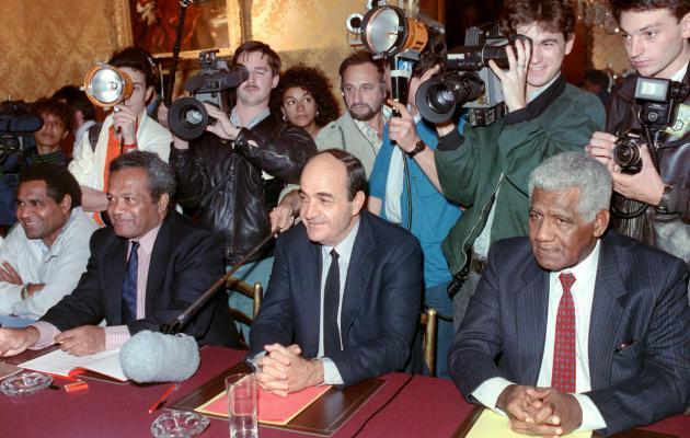 LE 17 AVRIL 1977 NAISSAIT LE RPC DE JACQUES LAFLEUR