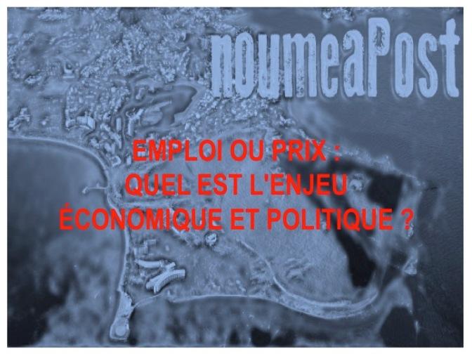 La Calédonie à la croisée des chemins en matière de modèle économique