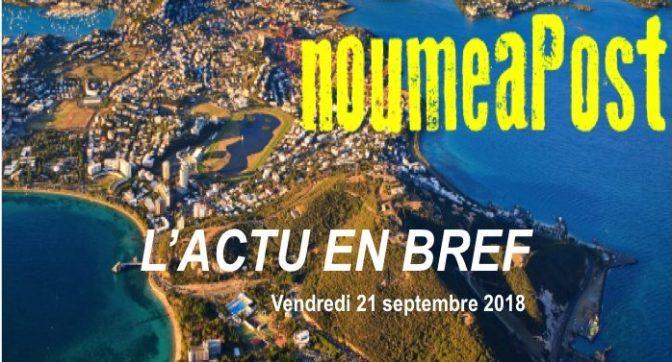 BOURAIL EN DEUIL – La Foire de Koumac débute demain – Incendie d'une véhicule à Ducos – 15 reines de beauté à Nouméa – Referendum : cartes d'électeur en octobre