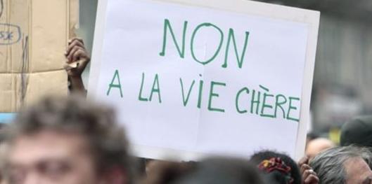 VIE CHÈRE : UN DOSSIER QUI «PATINE» DEPUIS DES ANNÉES !