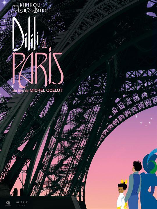 DILILI À PARIS, LA PETITE FILLE KANAK … AUJOURD'HUI À NOUMÉA