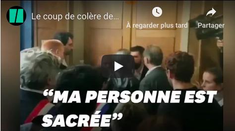 MÉLENCHON, UN HOMME AU DESSUS DES LOIS ?
