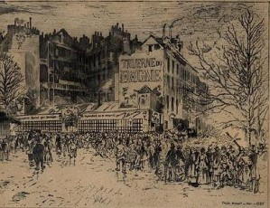 L'EXTRAORDINAIRE HISTOIRE DE «LA TAVERNE DU BAGNE» À MONTMARTRE