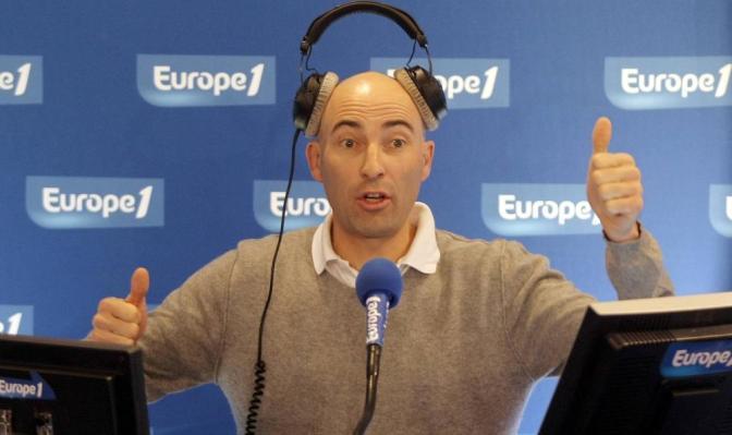 18 MILLIONS CFP/MOIS : LE SALAIRE DE CANTELOUP SUR EUROPE 1 (LE POINT)