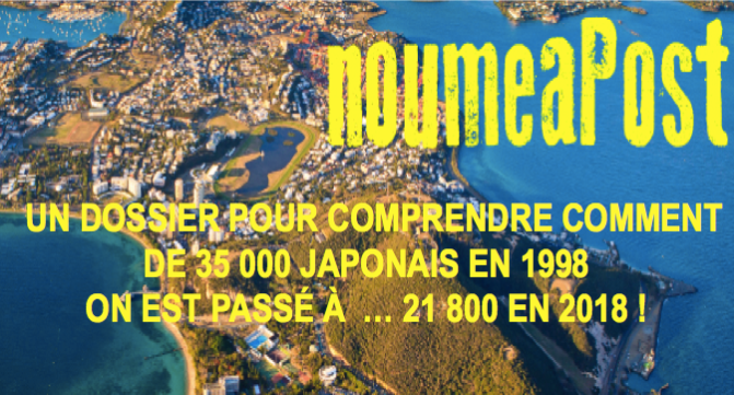 TOURISME : LE MASSACRE DU MARCHÉ JAPONAIS
