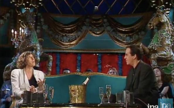 Décès d'Anémone, inoubliable «Thérèse» du «Père Noël est une ordure»