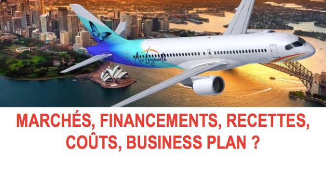 «AIR OCÉANIA» COMPAGNIE LOW-COST DES ILES : OÙ SONT LES ÉTUDES ÉCONOMIQUES ET FINANCIÈRES ?