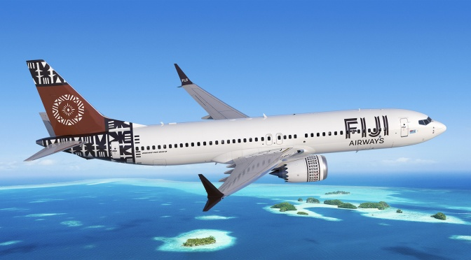 ACCORD ENVISAGÉ ENTRE FIJI AIRWAYS ET AIRCALIN
