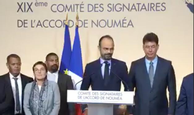 LE COMITÉ DES SIGNATAIRES S'ACCORDE SUR LA DATE DU REFERENDUM 2020