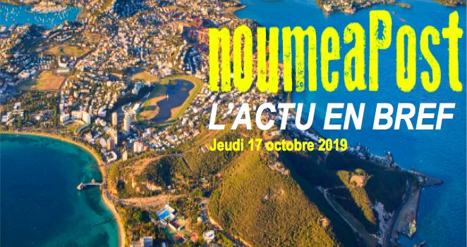LA DETTE COLOSSALE DE LA CAFAT AU CHT – Accord Assemblée de Corse/Congrès de NC : le rappel à l'ordre de l'Avenir en Confiance – Le Tour Air France : ça part aujourd'hui – Tahiti à la Place des Cocotiers